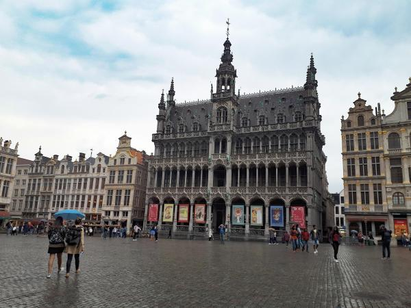 Grand Place - Bruxelles - architettura.jpeg