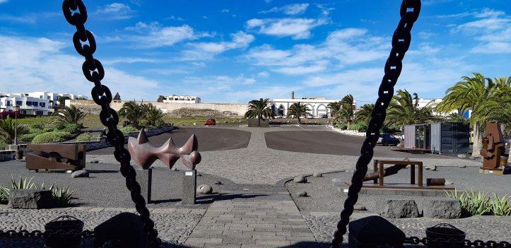 Ponte levatoio- castillo de San Jones - Arrecife.jpg