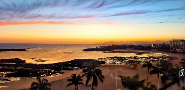 TRAMONTO Lanzarote
