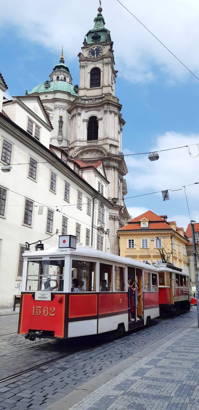 Tram Praga - 2