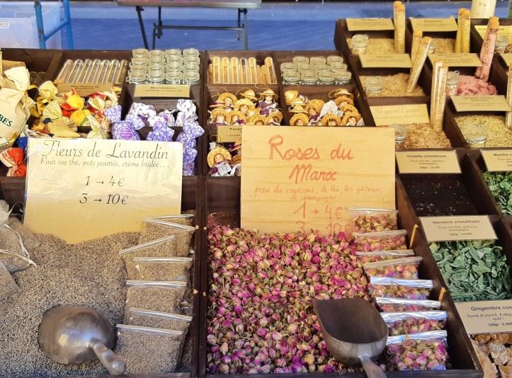 Mercato dei fiori_Nizza