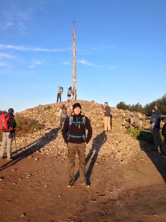 Cruz de Hierro Cammino di Santiago- 250 km