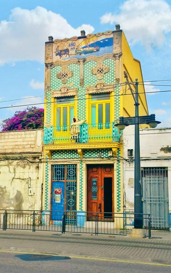 Barrio El Cabanyal - Valencia -1
