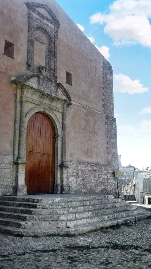 Erice - Chiesa di San Giuliano