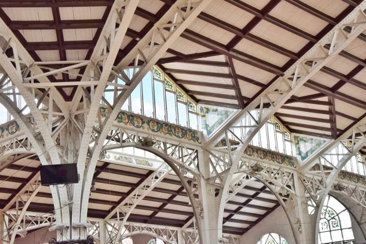 Valencia - centro storico - mercado central - 3