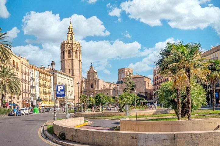 Valencia - Plaza de la Reina