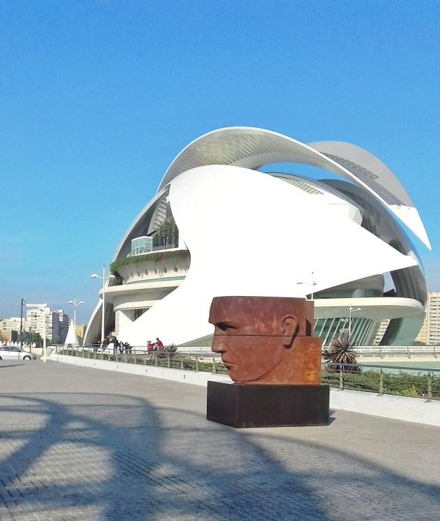 Valencia - Città delle Arti e delle Scienze - 26