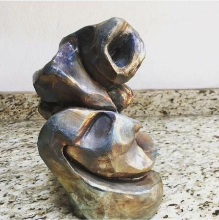 Ariel Lopez Padilla - scultura -ENIGMA