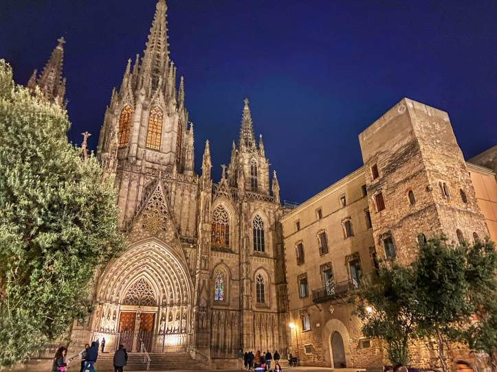Cattedrale-di-Barcellona