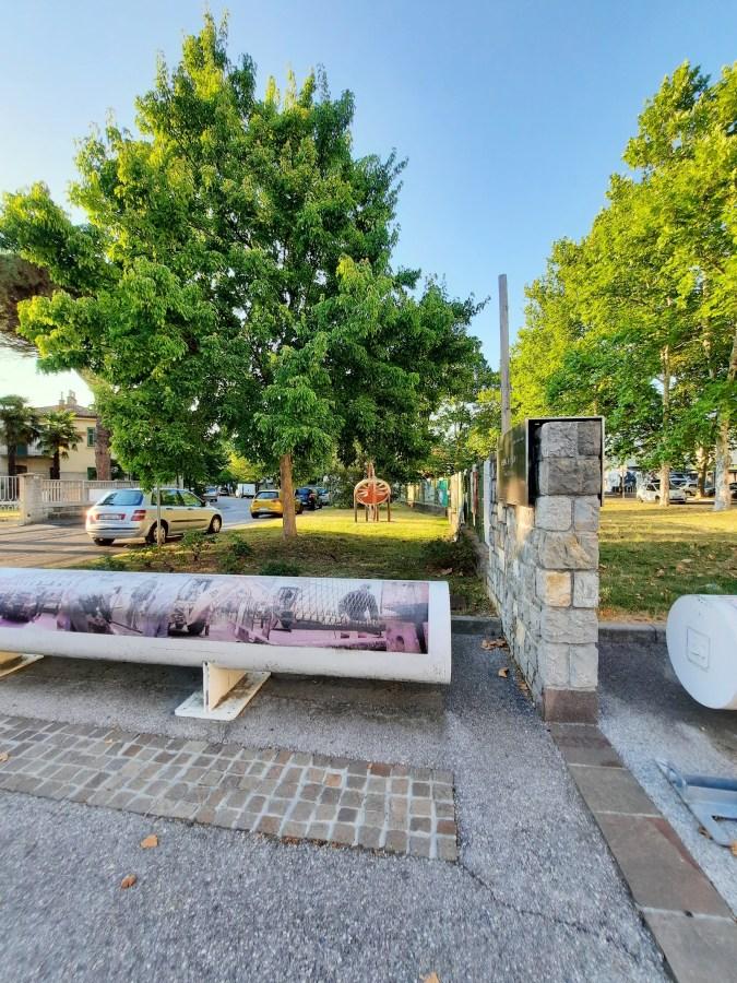 Piazza-Transalpina-Gorizia-muro