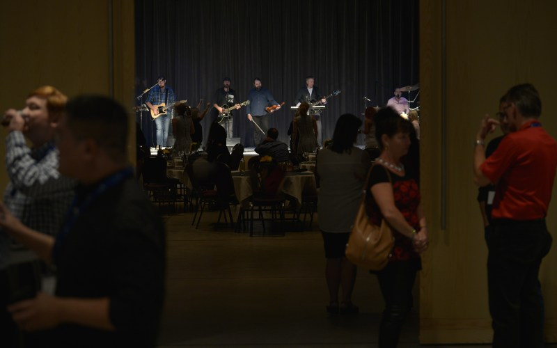 corporate event live music