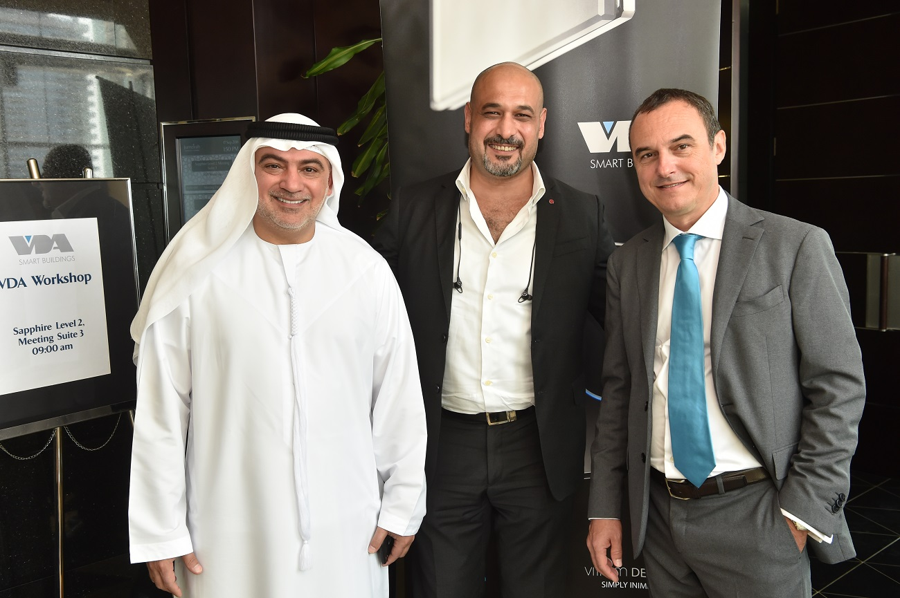 During a workshop held in Dubai VDA offers smart solutions in the hospitality and housing sectors