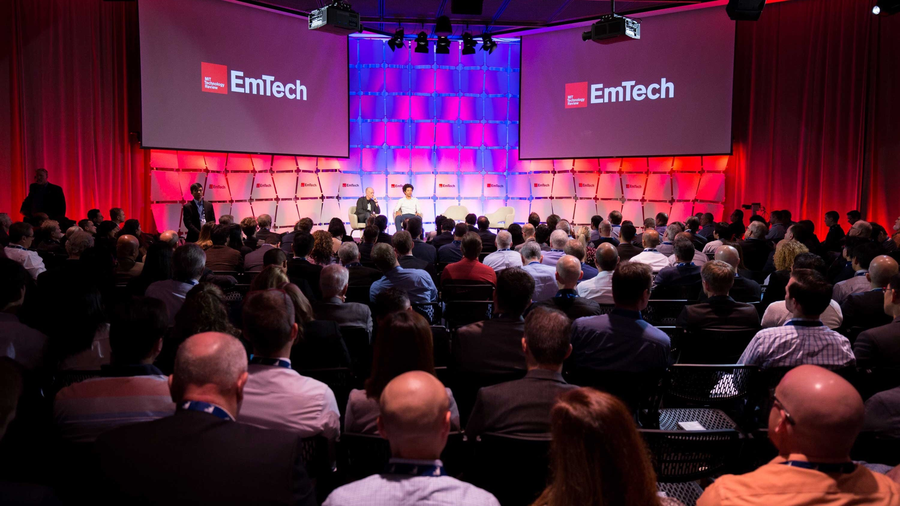 Dubai hosts EmTech MENA Emerging Technologies Conference on September 23 and 24