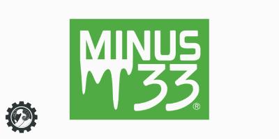 Minus33 Feature