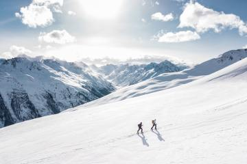Skiing Long Underwear