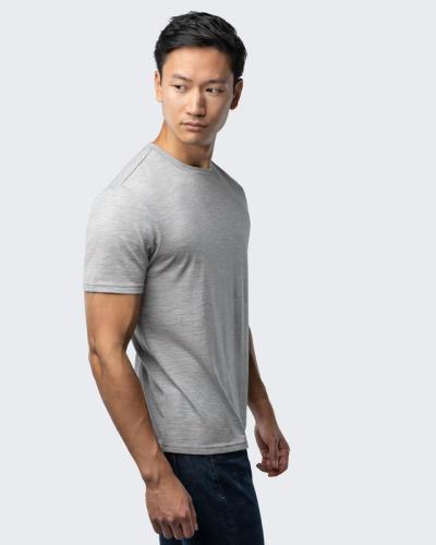 Unbound Merino Crew Neck T-Shirt