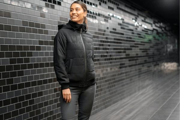Woolly Clothing Women's Merino LOFT Bomber