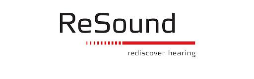 ReSound rediscover hearing logo
