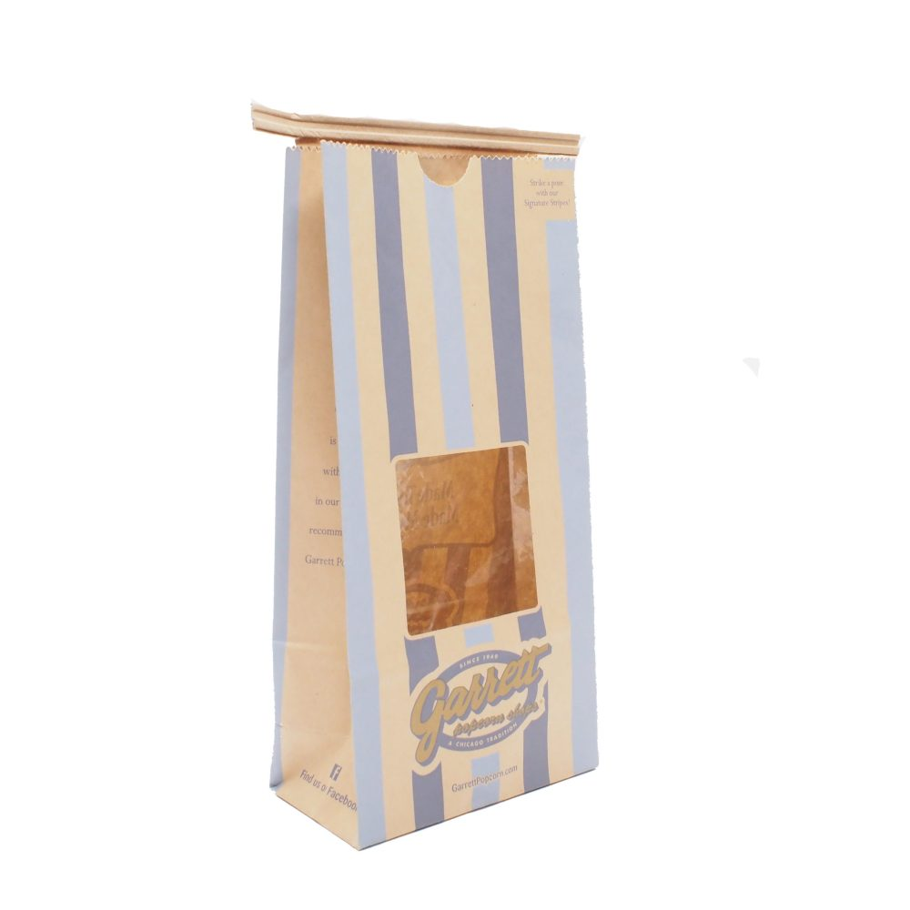 Printed Window Bakery Bread Bag