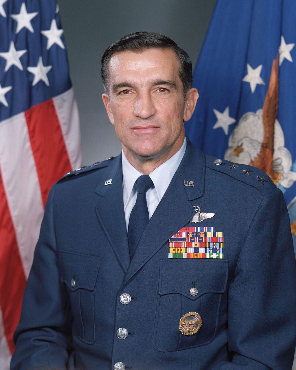 General Robert C. Oaks