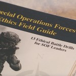 In the News: Special Forces Ethics Field Guide