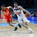 Crónica: Real Madrid 85-71 Valencia Basket