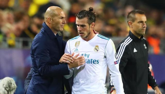 Parte médico de Gareth Bale
