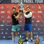 Sanyo y Paquito Navarro campeones en Santander [Pádel]