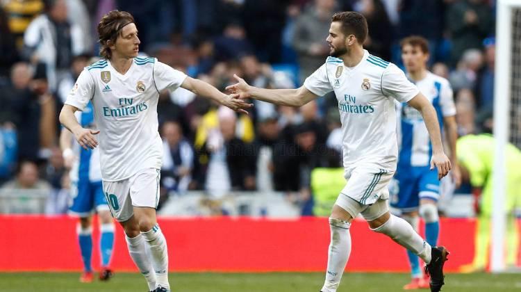 Crónica Real Madrid 7-1 Deportivo de la Coruña   Jornada 20 Liga Santander