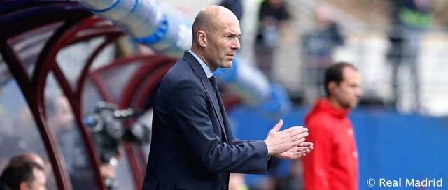 Rueda de prensa Eibar 1-2 Real Madrid