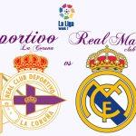 Podcast PREVIA Deportivo de la Coruña-Real Madrid | 19/08/17 Jornada 1 Liga Santander