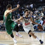 Crónica: Darussafaka Dogus 78-89 Real Madrid | Game 4