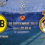 Previa Borussia Dortmund-Real Madrid | Jornada 02 Champions League
