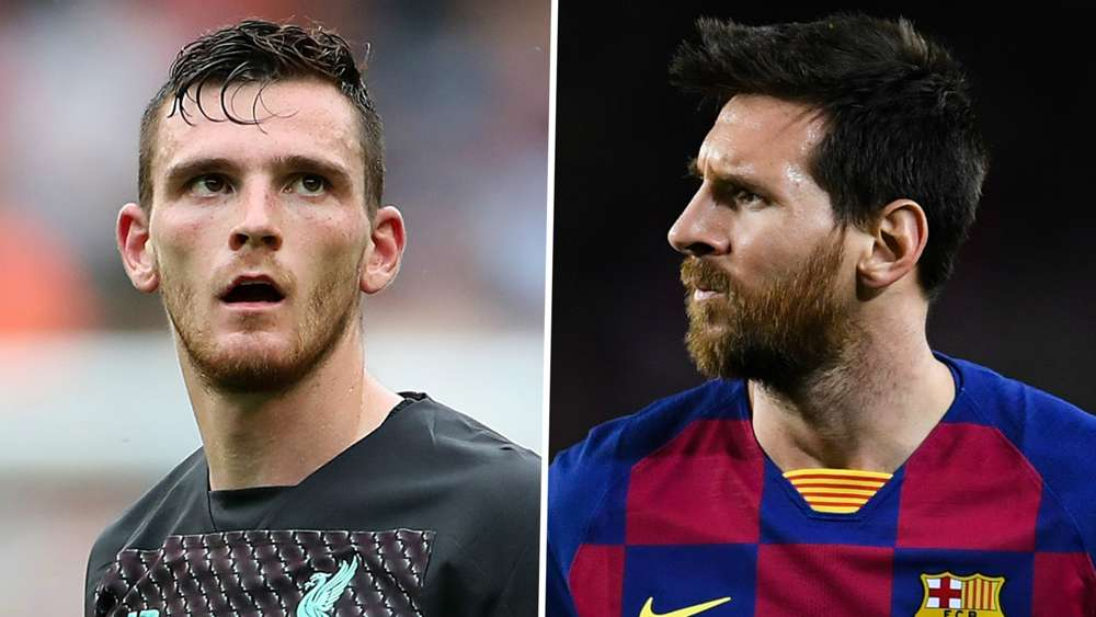 messi and Robertson