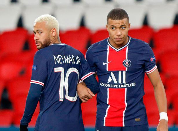 PSG vs Man City: Pochettino speaks on spat between Mbappe, Neymar