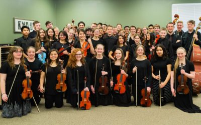 "Merit Academy Orchestra wins ""Best in State"""