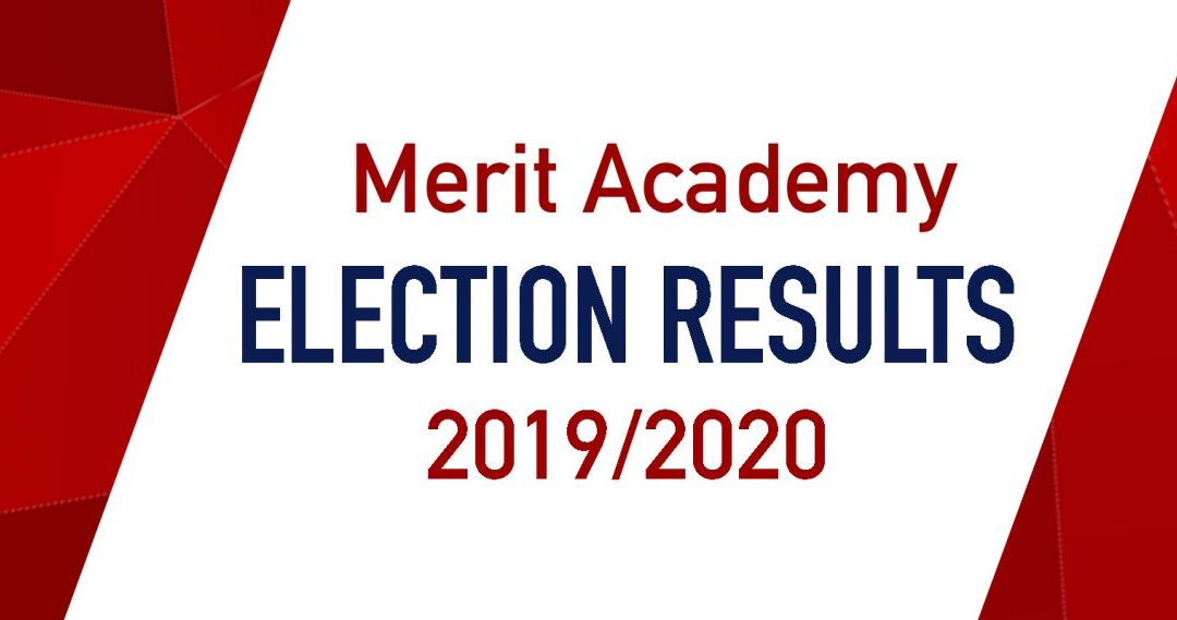 Election Results 2019/2020
