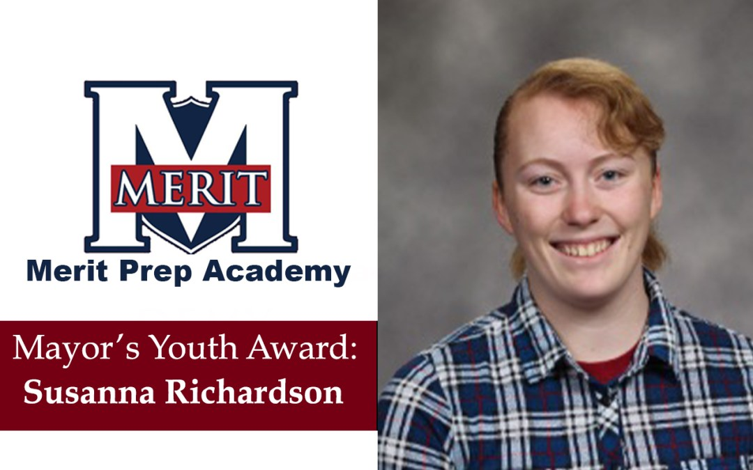 Merit Youth Award Winner