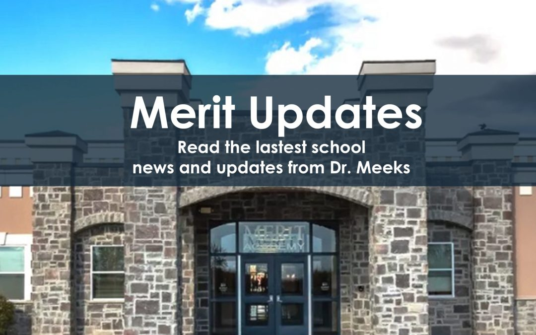 merit academy school updates for corona virus