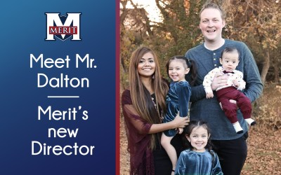 Meet Merit's New Director