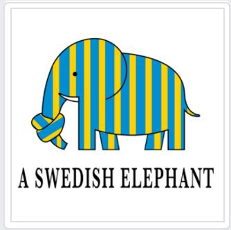 A Swedish Elephant – med Zulmay Afzali, Nima Dervish och David Eberhard med flera