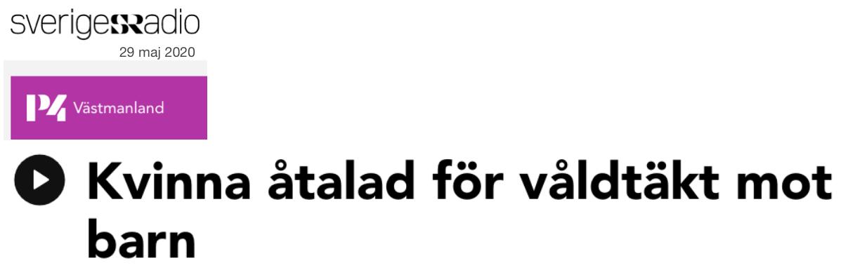 """I Sverige går det att vara """"familjehemsmamma"""" åt en vuxen man som spelar""""barn"""" hos Migrationsverket"""
