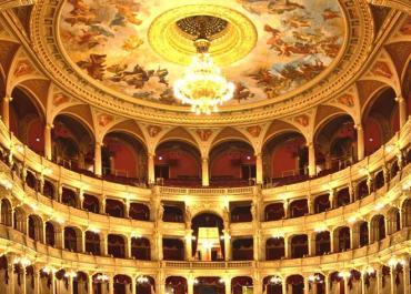 La Opera (fragmento primer capítulo)