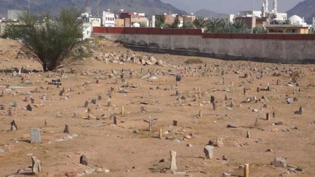 Martyres of Badr Battle