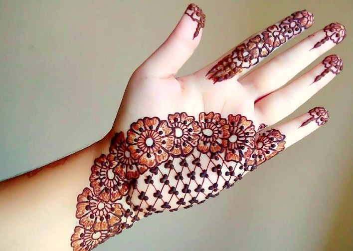 Mehndi Design new