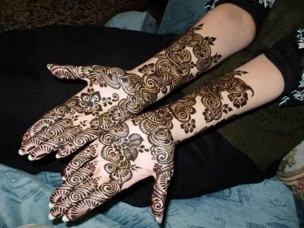 54- Full-hand-Gulf-Arabic-mehndi-design