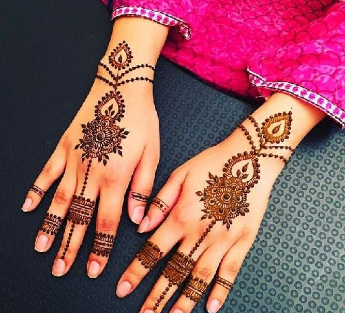 58 - Jewelry-Style-Arabic-Mehndi-design