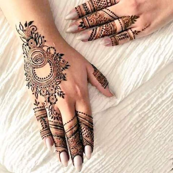 72 Stylish-Arabic-Mehandi-Designs-For-Stylish-Girls-Mehandi-Designs-2019