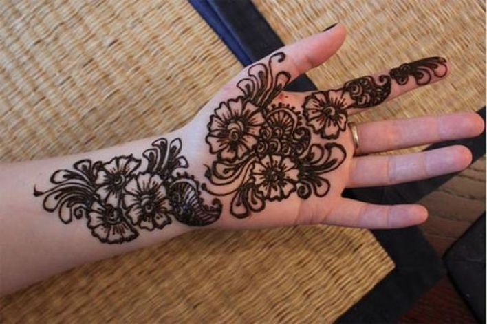 96 Simple-Kids-wedding-festival-hands-mehndi-designs
