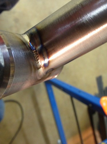 BB welds
